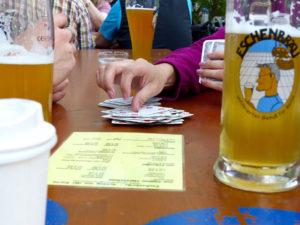 Biergartenspiele